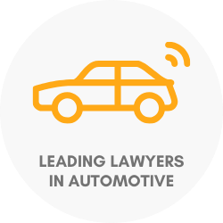 Leading lawyers in automotive