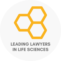 Leading lawyers in life sciences